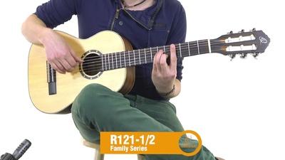 Ortega R121-1/2 NT