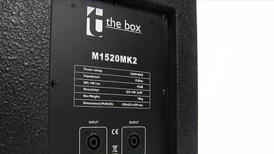 the box M1520 MkII passiver Monitor