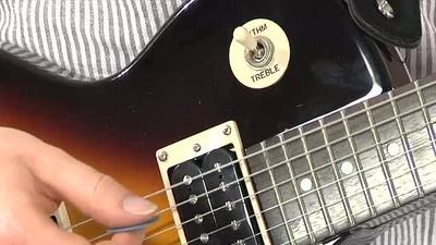 Epiphone LP-100 E-Gitarre