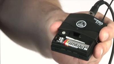 AKG WMS 40 Mini Instrument UHF Wireless-System