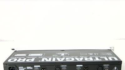 Behringer MIC2200 Ultragain Pro