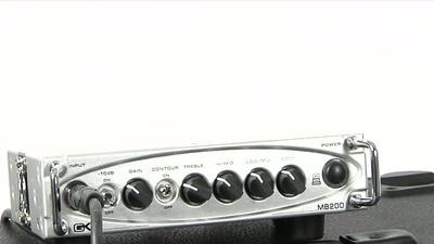 Gallien Krueger MB-200