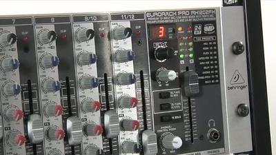 Behringer RX 1202 FX