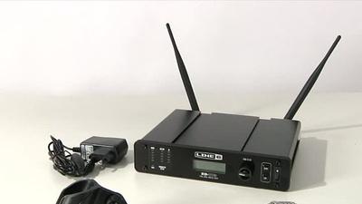 Line6 XD Wireless Systeme