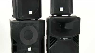 the box Pyrit Serie