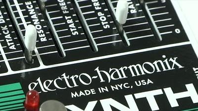 Electro Harmonix Bass Micro Synth