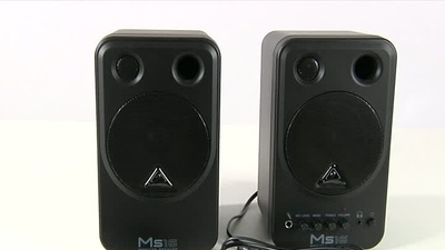 Behringer MS16: Aktives 2-Weg Personal Monitor-System