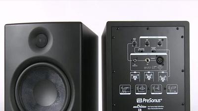Presonus Eris 5 und Eris 8 - aktive Studiomonitore