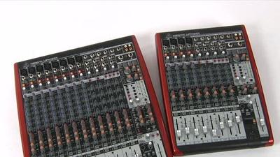 Behringer UFX1604/UFX1204: Mischpulte mit Interface