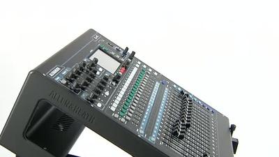 Allen&Heath Qu-16: Digitaler Mixer für Live und Studio