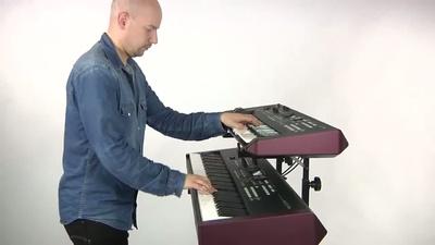 Yamaha Moxf Synthesizer-Workstation