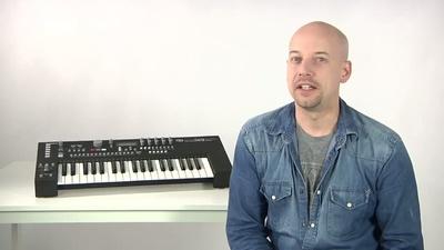 Elektron Analog Keys Synthesizer