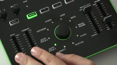 Roland VT3 Voice Transformer
