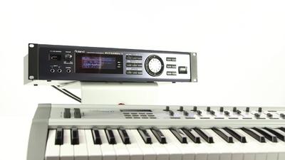 Roland Integra-7: Synthesizer Soundmodull