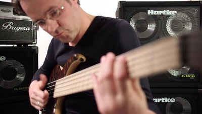 Hartke EXL Bassboxen Serie