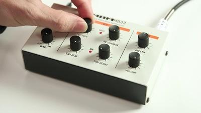 MAM MB 33 Retro Sounds