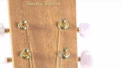 Harley Benton HBCG45 Westerngitarre