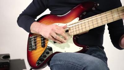 Marcus Miller V7 Swamp Ash-5 Serie - Sound Only