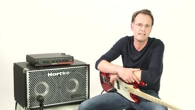 Hartke TX600, Bass Top