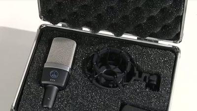 AKG C 214 Großmembranmikrofon