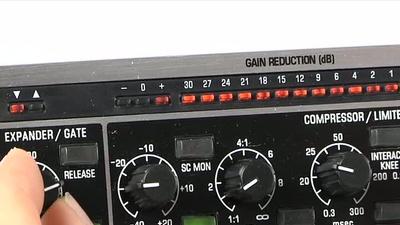 Behringer Composer MDX2600 MDX4600