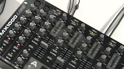 Behringer VMX 1000 DJ-Mixer