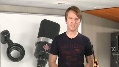 Neumann TLM 102 Grossmembran Kondensator Mikrofon