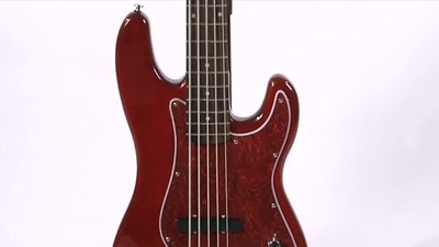 Harley Benton Hot Rod 5 E-Bass