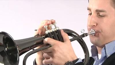 Thomann Black Jazz Bb- Fluegelhorn
