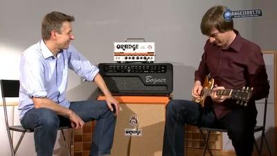 Orange Dual Terror - Angezerrt.TV