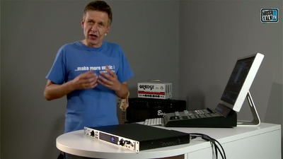 UAD Apollo Quad Audio Interface  - MusoTalk.TV