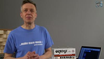 Tegeler Vari Tube Recording Channel - MusoTalk.TV