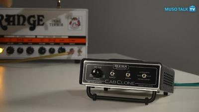 Mesa Boogie  Cabclone - MusoTalk.TV